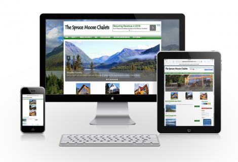 Spruce Moose Alaska