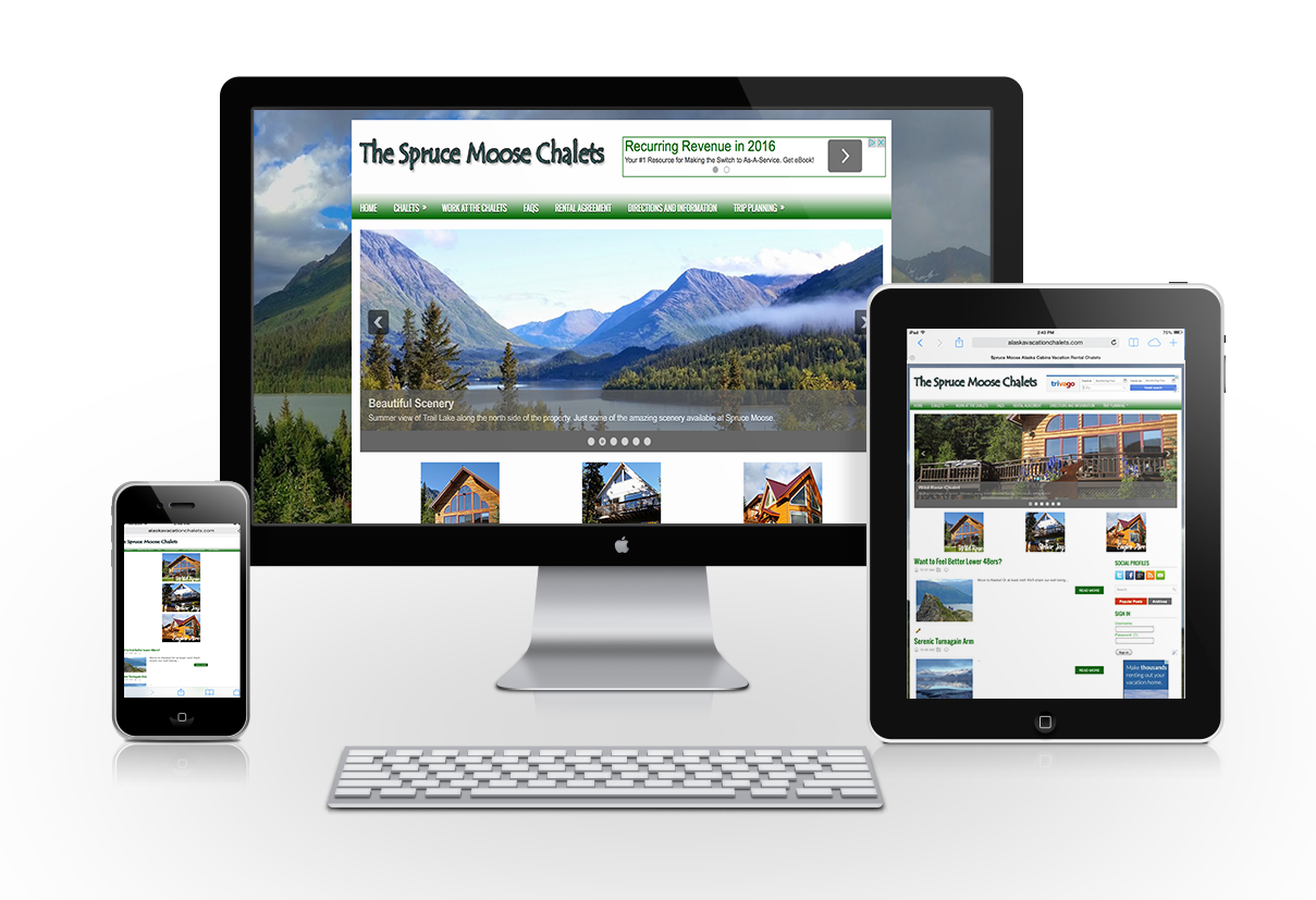 Spruce Moose Web Design