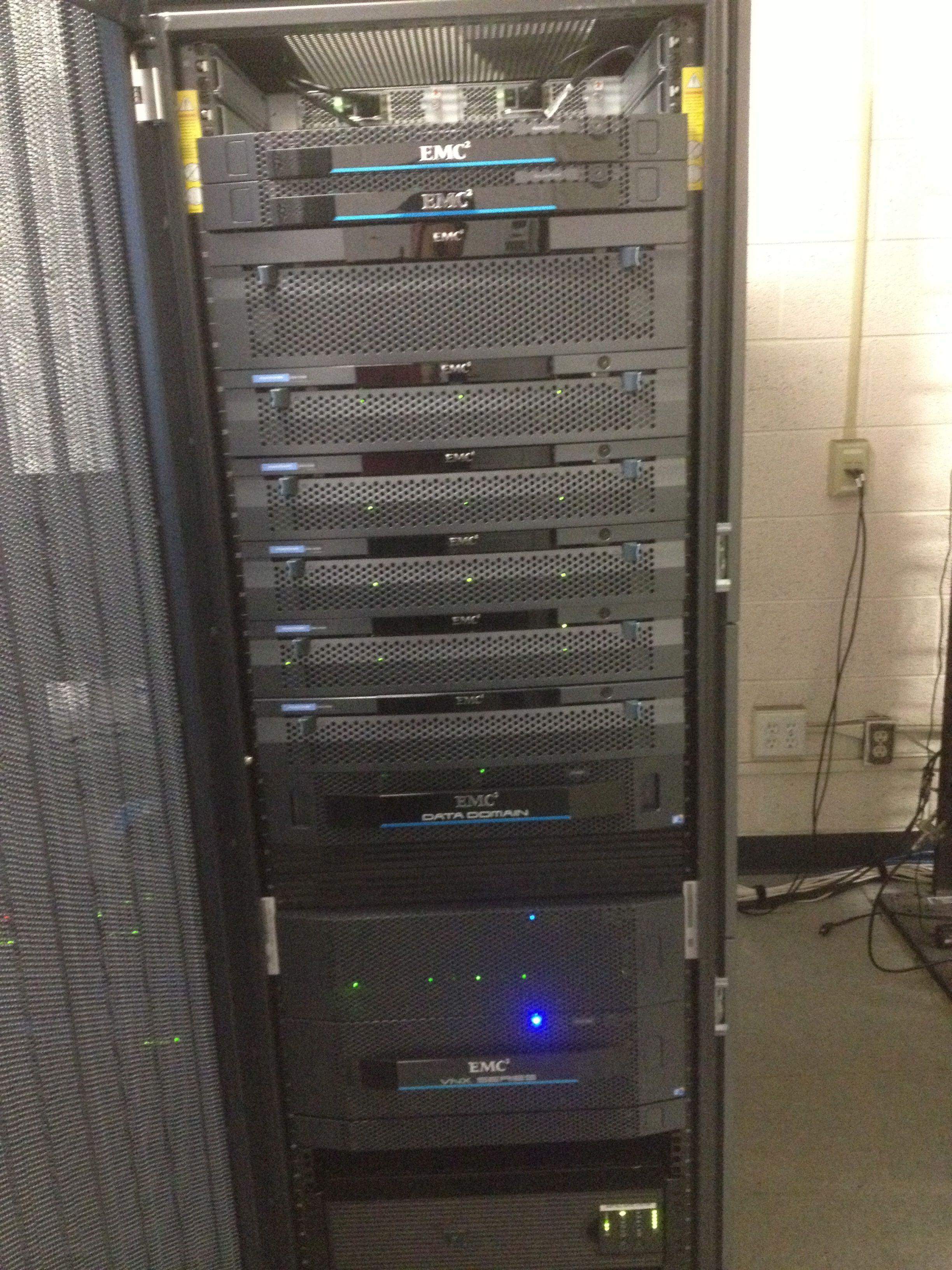 EMC Storage Deployment